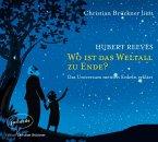 Wo ist das Weltall zu Ende?, 3 Audio-CDs (Mängelexemplar)