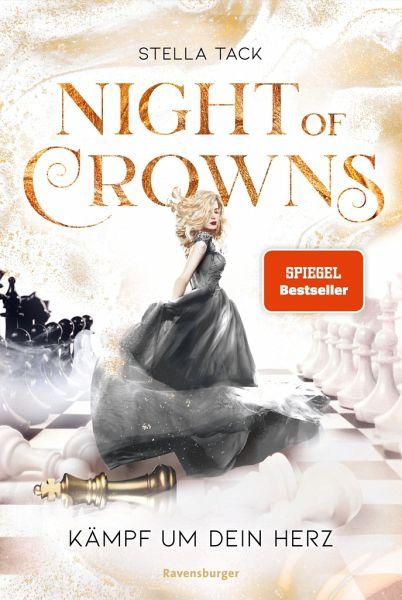 Buch-Reihe Night of Crowns