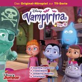 Disney - Vampirina - Folge 10: Hauntley-Halloween/ Frankenblume/ Vampirina-Ballerina/ Schatzjäger (MP3-Download)