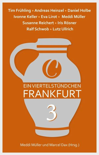 Buch-Reihe Ein Viertelstündchen Frankfurt
