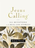 Jesus Calling, 365 Devotions with Real-Life Stories, Hardcover, with Full Scriptures (eBook, ePUB)