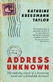 Address Unknown (eBook, ePUB)