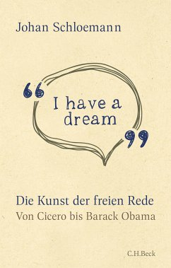 'I have a dream' (eBook, ePUB) - Schloemann, Johan
