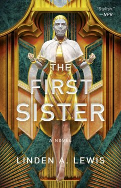 The First Sister (eBook, ePUB) - Lewis, Linden A.