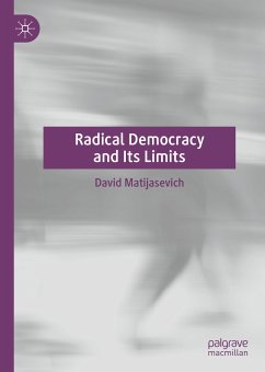 Radical Democracy and Its Limits (eBook, PDF) - Matijasevich, David