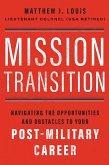 Mission Transition (eBook, ePUB)