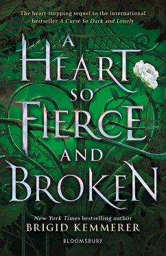 A Heart So Fierce and Broken - Kemmerer, Brigid