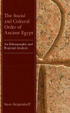 The Social and Cultural Order of Ancient Egypt