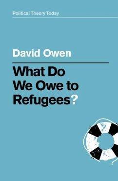 What Do We Owe to Refugees? - Owen, David