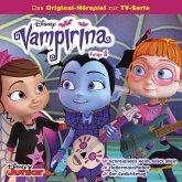 Disney - Vampirina - Folge 8: Schreiendes Heim, Glück allein/ Fledermausfieber/ Der Gedichtetag (MP3-Download)