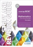 Cambridge IGCSE Mathematics Core and Extended Study and Revision Guide 3rd edition (eBook, ePUB)