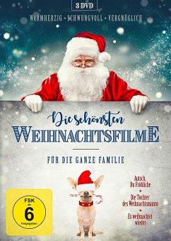 Die schönsten Weihnachtsfilme für die ganze Familie