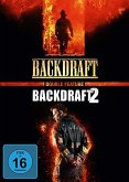 Backdraft Double Feature (2 DVDs) DVD-Box