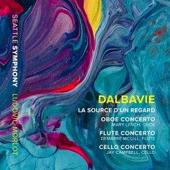 La Source D'Un Regard/Oboenkonzert/+ - Lynch/Mcgill/Morlot/Seattle Symphony