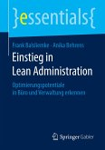 Einstieg in Lean Administration
