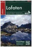 Lofoten, Wander- Radkarte 1 : 75 000