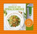 Kochen mit dem Spiralschneider, m. Spiralschneider (Mängelexemplar)