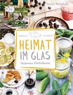 Heimat im Glas (Mängelexemplar) - Wattenbach, Daniela