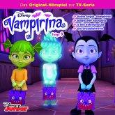 Disney - Vampirina - Folge 9: Keine Angst, Vampirina!/ Magischer Hausputz/ V wie Valenstinstag/ Die Grusellehrerin (MP3-Download)