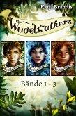 Woodwalkers Bd.1-3 (eBook, ePUB)