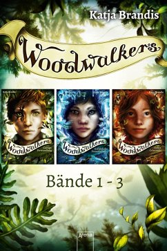 Woodwalkers Bd.1-3 (eBook, ePUB) - Brandis, Katja