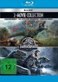 Jurassic World / Jurassic World: Das gefallene Königreich - 2 Disc Bluray