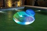 Schwimmsessel Swim Bright LED, Durchmesser: 118 cm