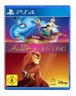 Disney Classic Games Aladdin and The Lion King (PlayStation 4)