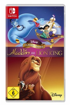 Disney Classic Games Aladdin and The Lion King (Nintendo Switch)