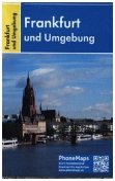 Frankfurt und Umgebung, Radkarte 1 : 75 000