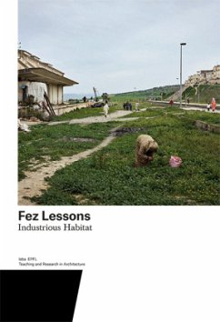 Fez Lessons - Industrious Habitat - Gugger, Harry;Barth, Sarah;Clément, Augustin