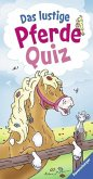 Das lustige Pferde-Quiz (Mängelexemplar)