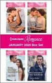 Harlequin Romance January 2020 Box Set (eBook, ePUB)