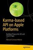 Karma-based API on Apple Platforms (eBook, PDF)