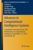 Advances in Computational Intelligence Systems (eBook, PDF)