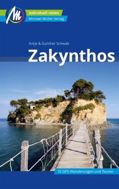 Zakynthos Reiseführer Michael Müller Verlag (eBook, ePUB) - Schwab, Antje; Schwab, Gunther