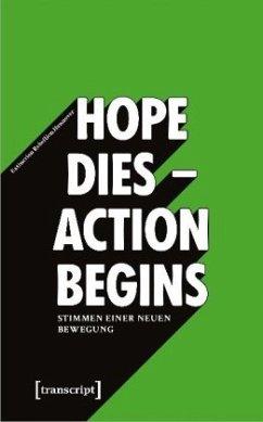 »Hope dies - Action begins«: Stimmen einer neuen Bewegung - Extinction Rebellion Hannover