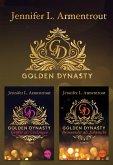 Golden Dynasty Doppelband / Golden Dynasty Bd.1-2 (eBook, ePUB)