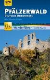 Pfälzerwald Wanderführer Michael Müller Verlag (eBook, ePUB)
