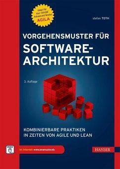 Vorgehensmuster für Softwarearchitektur (eBook, ePUB) - Toth, Stefan
