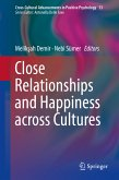 Close Relationships and Happiness across Cultures (eBook, PDF)