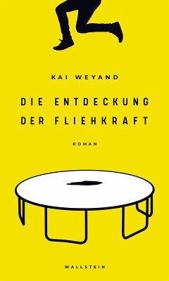 Die Entdeckung der Fliehkraft (eBook, ePUB) - Weyand, Kai