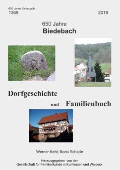 650 Jahre Biedebach (eBook, ePUB)