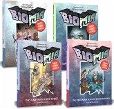 BIOMIA Collection - 4 Abenteuerromane für Minecrafter