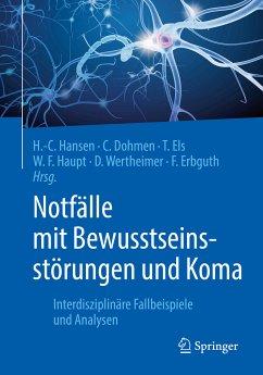 Notfälle mit Bewusstseinsstörungen und Koma (eBook, PDF)