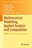 Mathematical Modelling, Applied Analysis and Computation (eBook, PDF)