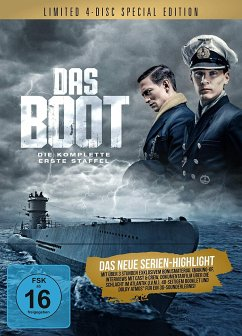 Das Boot - Staffel 1 Limited Special Edition - Diverse