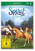Spirit: Wild und frei-Staffel 2,Vol.1 DVD-Box