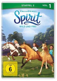 Spirit: Wild und frei-Staffel 2,Vol.1 DVD-Box - Keine Informationen