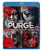 The Purge - 4-Movie-Collection BLU-RAY Box